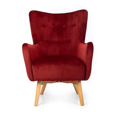 Greta Red Chair