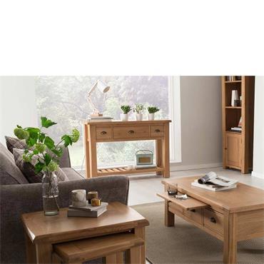 Glencar Console Table