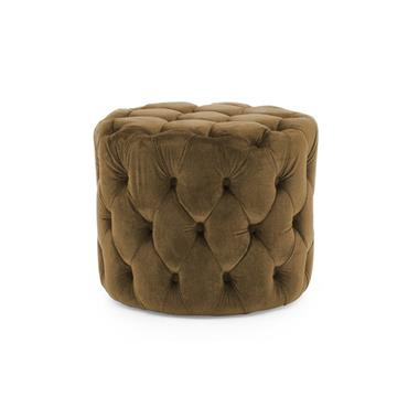 Poppy Footstool Cedar