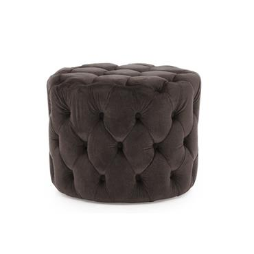 Poppy Footstool Misty