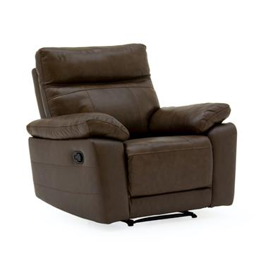 Bordeaux Recliner Brown