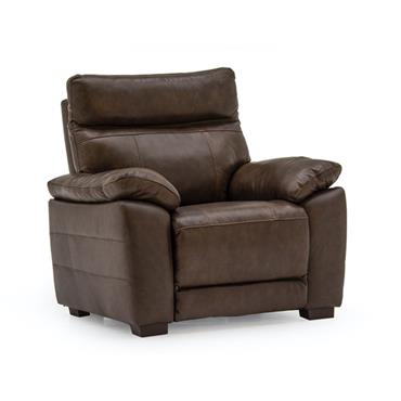 Bordeaux Fixed Armchair Brown
