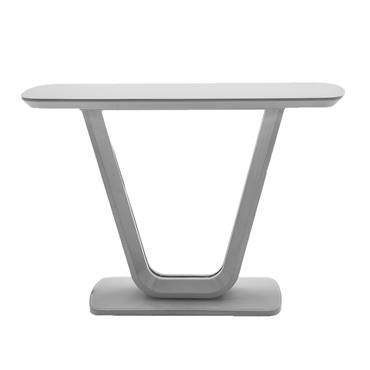 Jazz Console Table Light Grey