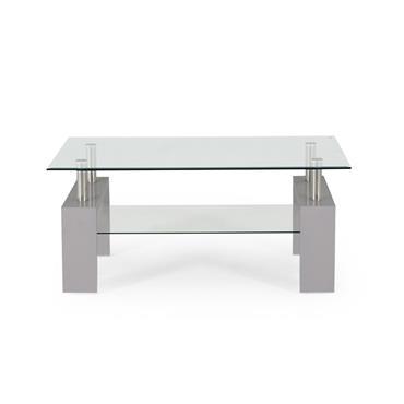 Vigo Coffee Table Grey