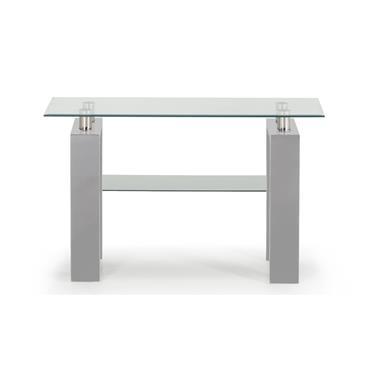 Vigo Console Table Grey