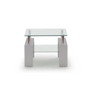 Vigo Lamp Table Grey