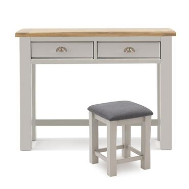 Cloud Dressing Table & Stool Set