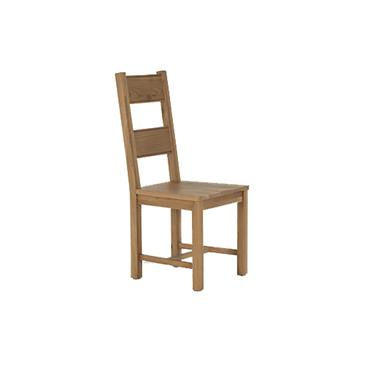 Glencar Timber Seat Chair