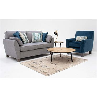 Torilli 2 Seater Grey