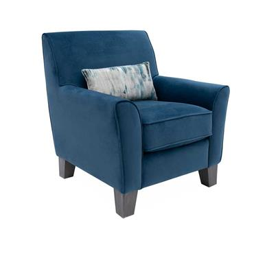 Torilli Accent Chair Blue