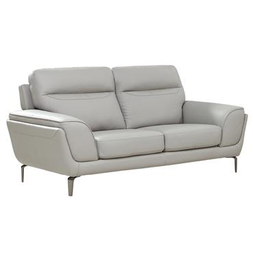 Estel 2 Seater - Light Grey