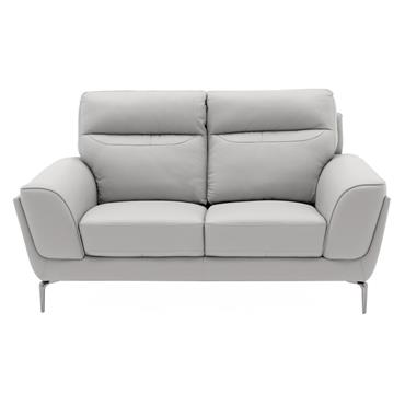 Estel 2 Seater Light Grey