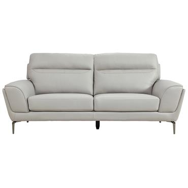Estel 3 Seater Light Grey