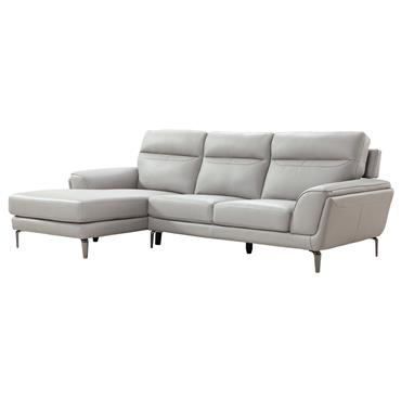 Estel Chaise Unit LHF Light Grey