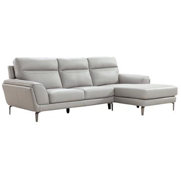 Estel Chaise Unit RHF- Light Grey