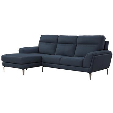 Estel Chaise Unit LHF Blue
