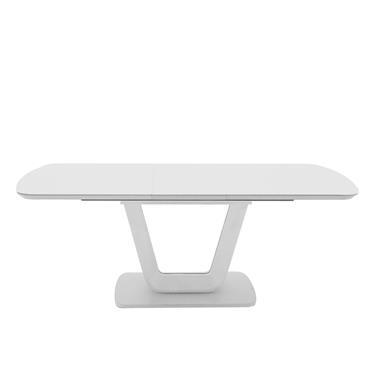 Jazz 1.2-1.6m Table Extending White