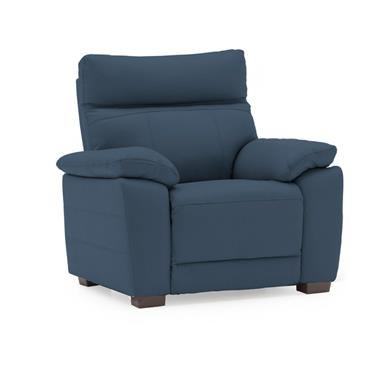 Bordeaux Fixed Armchair Indigo