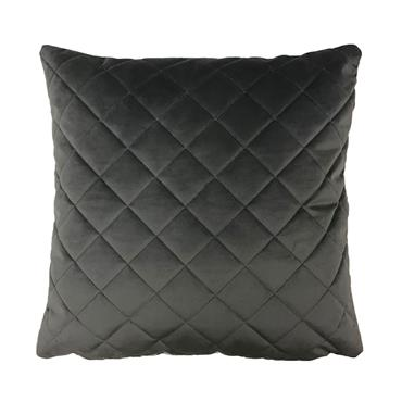 Diamonds Grey Cushion