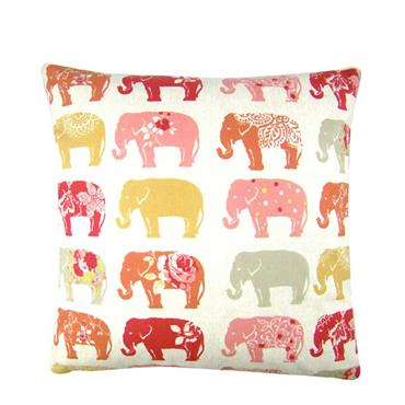 Elephants Orange