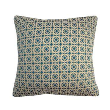 Marakesh Teal Cushion