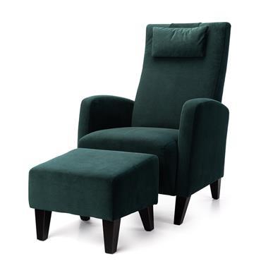 Autumn Chair & Footstool