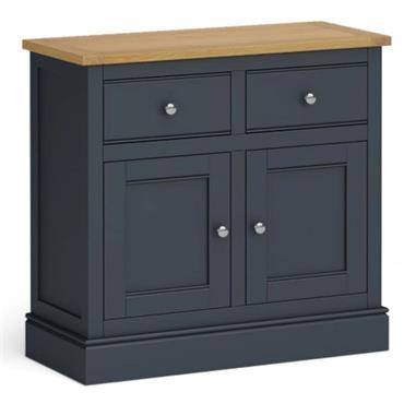 Atlantic Charcoal Small Sideboard