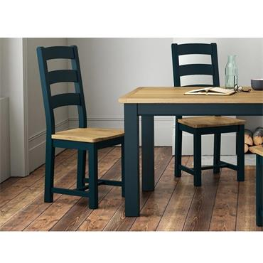 Atlantic Charcoal 2.0m Dining Table
