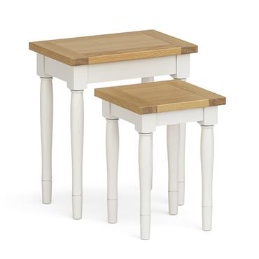 Shore Ivory Nest of Tables