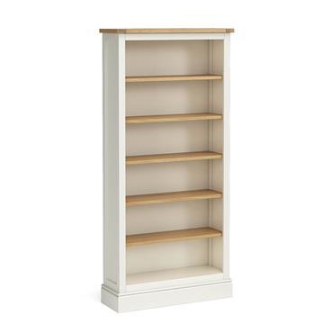 Shore Ivory Large Bookcase