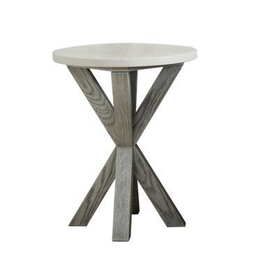 Novara Round Side Table