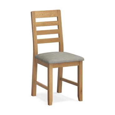 Ethan Dining Chair Victoria Steel