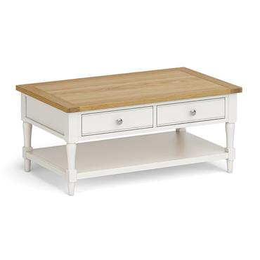 Shore Ivory Coffee Table