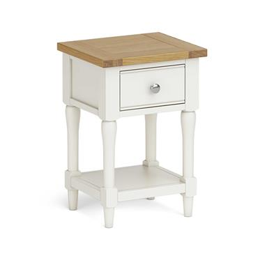 Shore Ivory Lamp Table