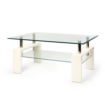 Vigo Coffee Table White
