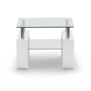 Vigo Lamp Table White