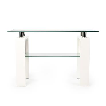 Vigo Console Table White