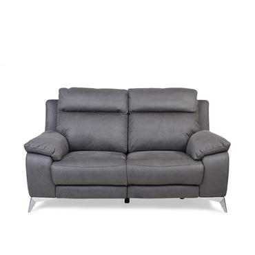 Loughran Fabric 2 Seater Powered Recliner