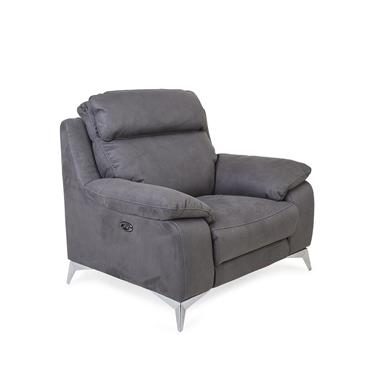 Loughran Fabric Powered Recliner