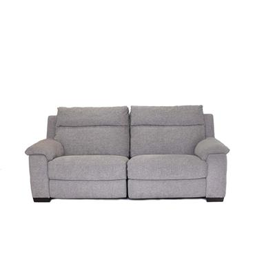 Oasis - Fabric 2.5 SEATER 2 POWERED RECLINERS - USB