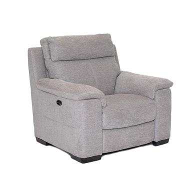 Oasis - Fabric RECLINER CHAIR POWERED - USB