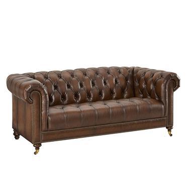 Windsor  3.5 Seater - Vintage Leather