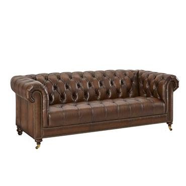 Windsor Leather 3 Seater