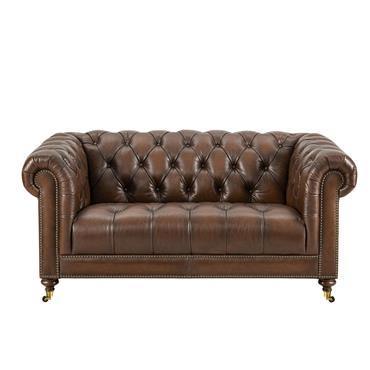 Windsor  2 Seater - Vintage Leather
