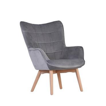 Lotty Grey Chair