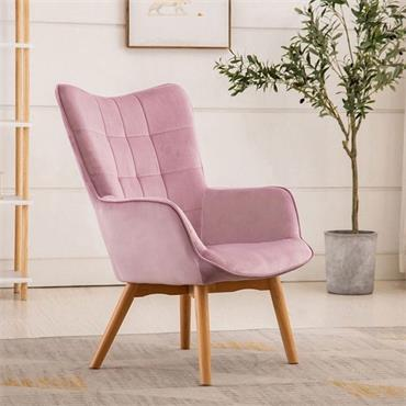 Lotty Pink Chair