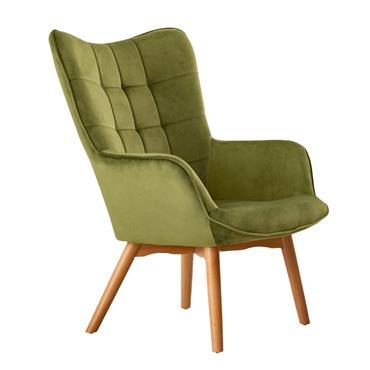 Lotty Green Chair