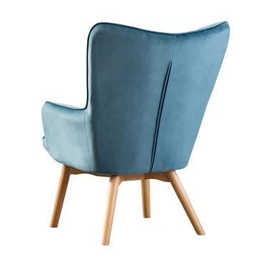 Lotty Skipper Blue Chair