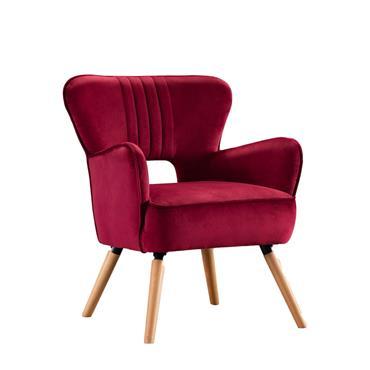 Glow Crimson Chair
