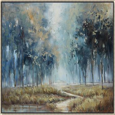 Woodland Path 90x120cm